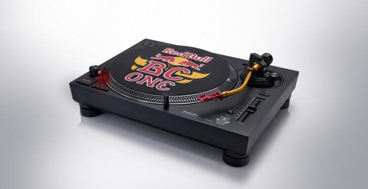 Technics i Red Bull połączyli siły, aby wspólnie celebrować kulturę hip-hopu<