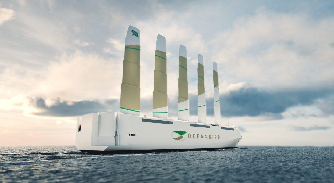 """,,Oceanbird"""", czyli statek towarowy napędzany… wiatrem"""