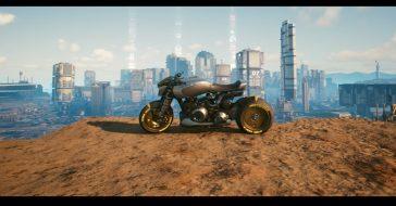 Nie tylko Porsche, ale też motocykl – w grze Cyberpunk 2077 pojawią się jednoślady Keanu Reevesa