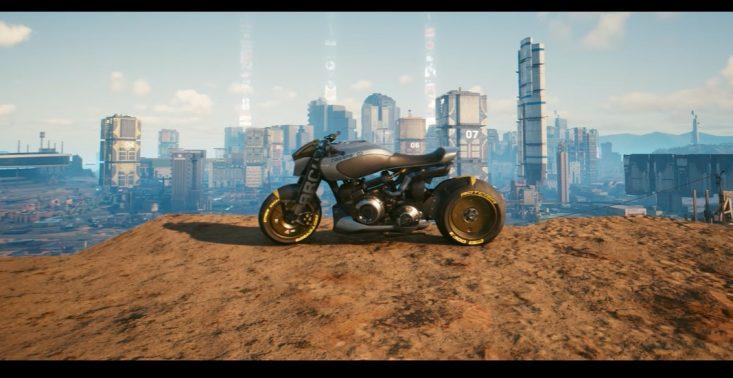 Nie tylko Porsche, ale też motocykl – w grze Cyberpunk 2077 pojawią się jednoślady Keanu Reevesa<
