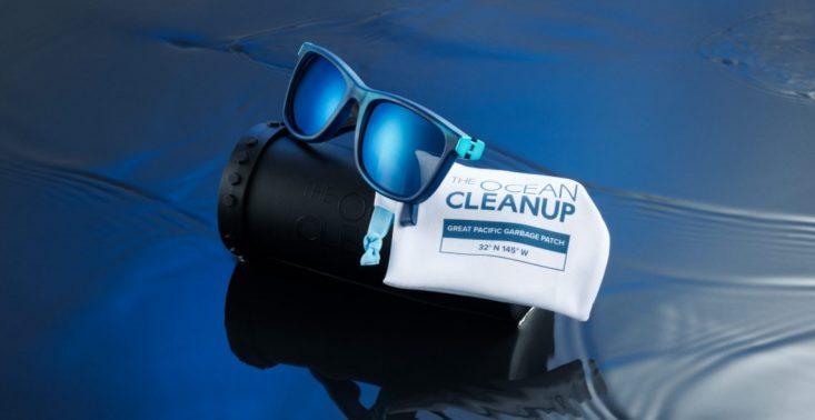 Te przeciwsłoneczne okulary powstały z plastikowych odpadów z oceanów<