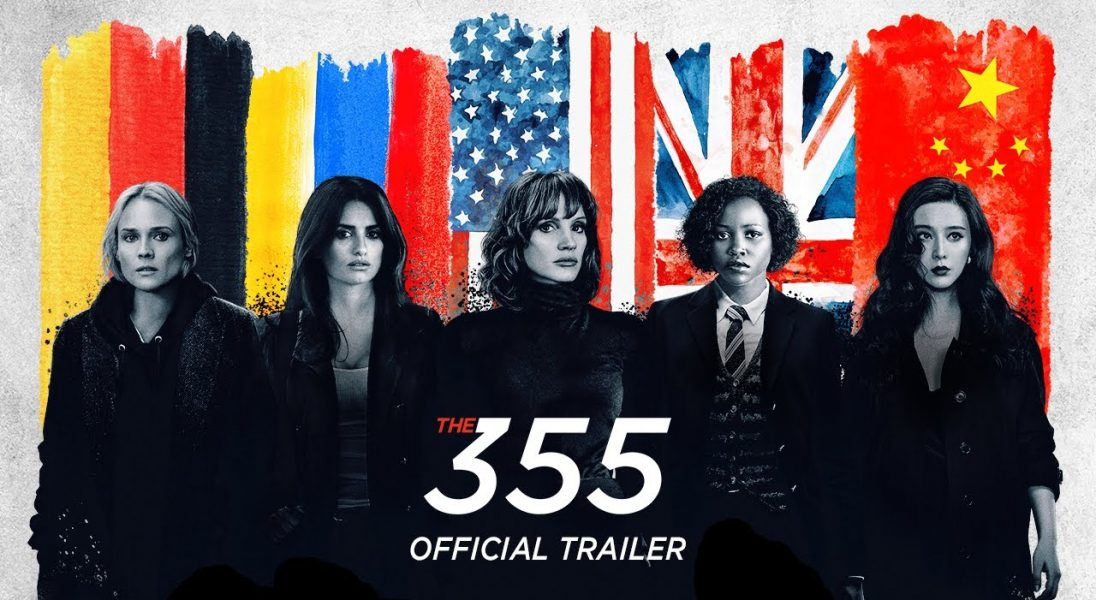 """Diane Kruger, Jessica Chastain i Penélope Cruz jako tajne agentki – do sieci właśnie trafił zwiastun filmu ,355"""""""