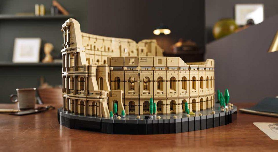 Lego Creator Koloseum to nowy największy zestaw marki – znajdzie się w nim aż 9036 klocków