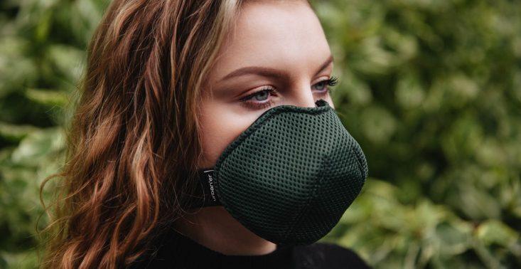 Stylowe maski z filtrem od polskich marek<