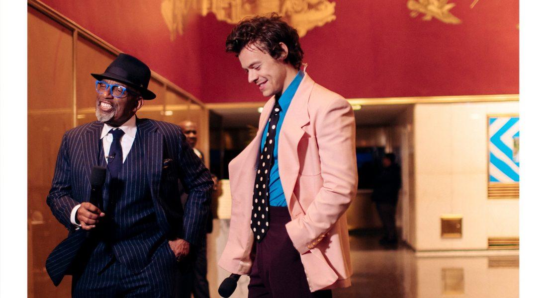 Gucci zaprezentuje nową kolekcję w serialu – w obsadzie Harry Styles i Billie Eilish, reżyserem jest Gus Van Sant