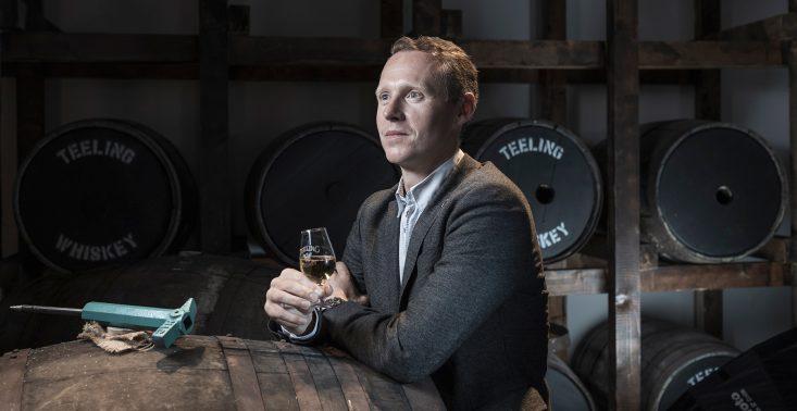 """Jack Teeling: """"Czujemy, że irlandzkie single malty będą jednymi z najbardziej ekscytujących alkoholi na świecie""""<"""