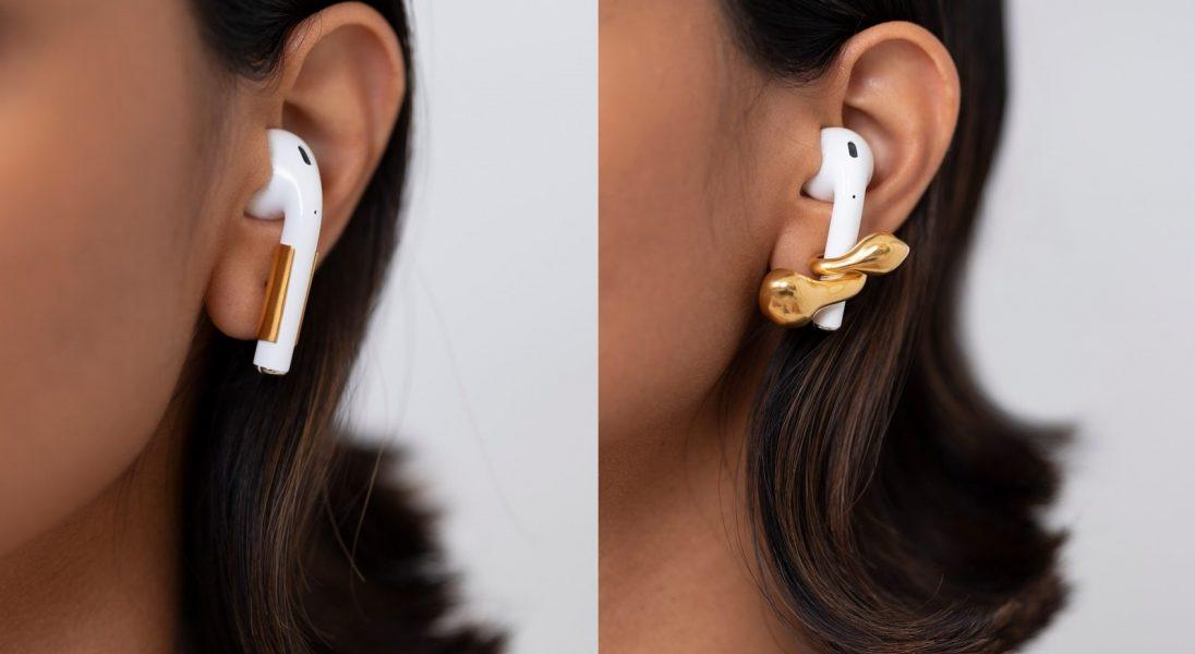 Macie problem z wypadającymi z ucha słuchawkami? Te kolczyki Wam w tym pomogą