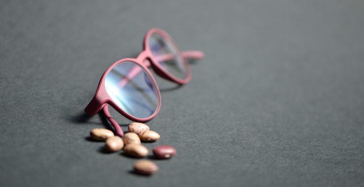Te okulary zrobione są z roślin – i zostały wydrukowane na drukarce 3D<