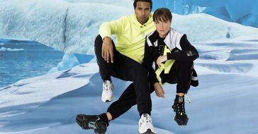 PUMA i Helly Hansen prezentują nową zimową kolekcję