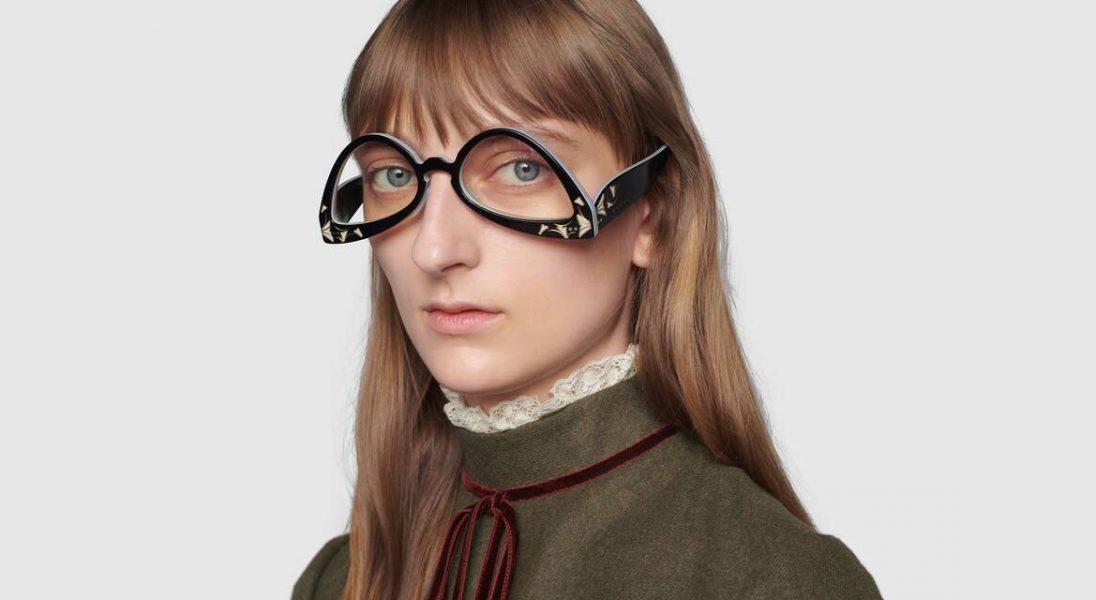 Gucci znowu szokuje i sprzedaje... odwrócone okulary