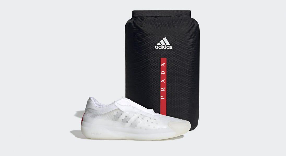 Marki adidas i Prada znowu połączyły siły – tym razem stworzyły buty żeglarskie