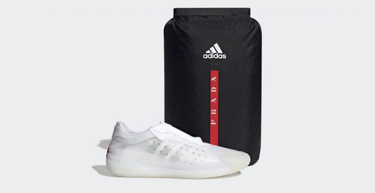 Marki adidas i Prada znowu połączyły siły – tym razem stworzyły buty żeglarskie<