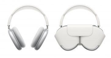 AirPods Max - nowe słuchawki od Applea to połączenie minimalizmu i dźwięku Hi-Fi