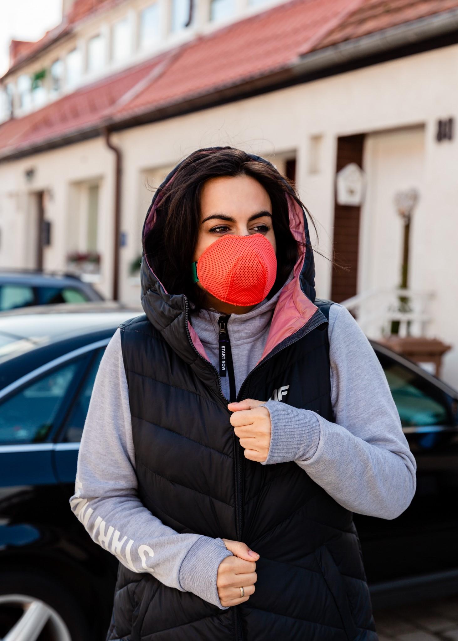 Maska filtrująca urban'er pure