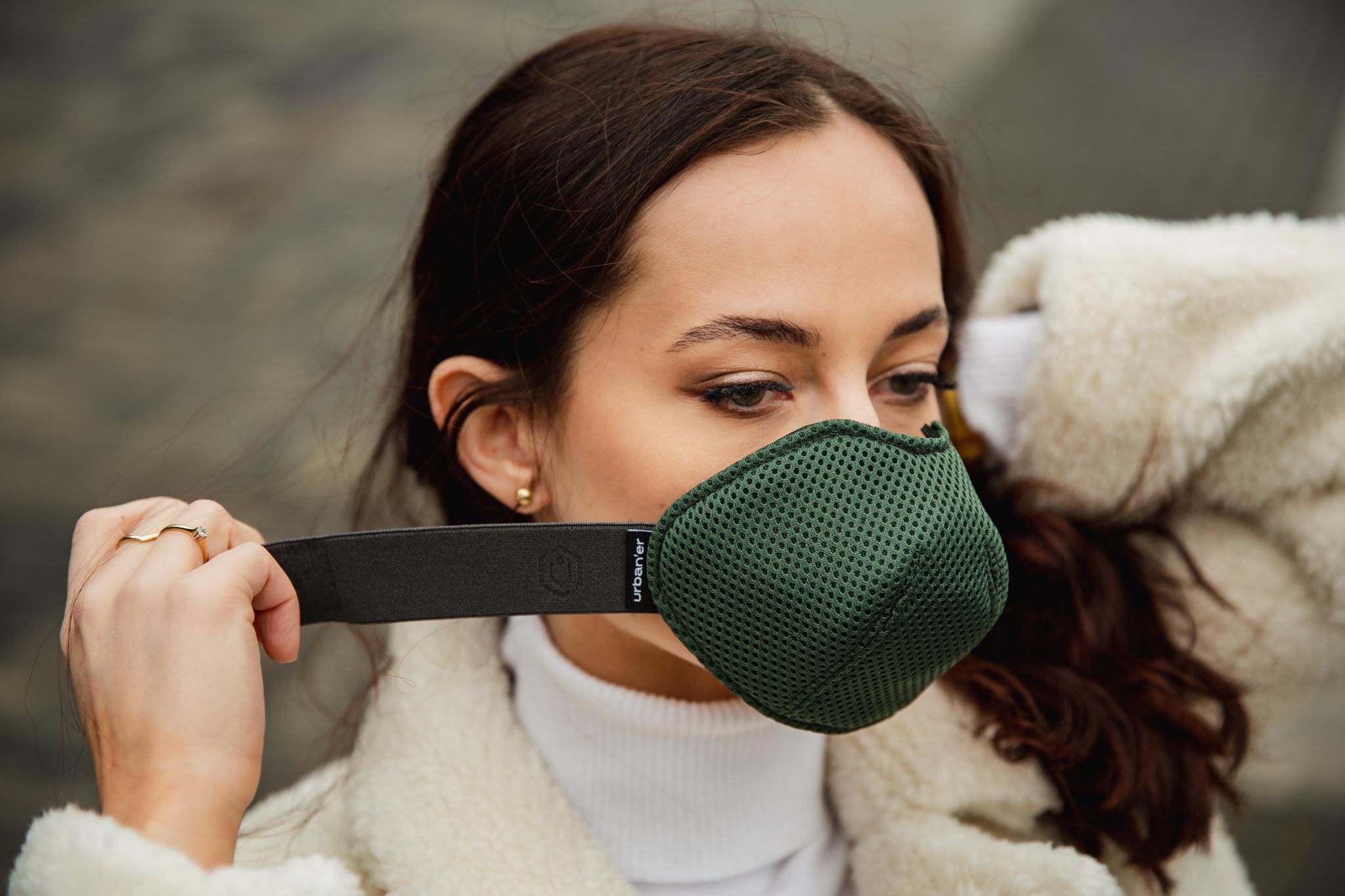 Maska filtrująca urban'er pure z zapięciem za szyję
