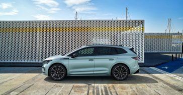 Ile będzie kosztował pierwszy elektryczny SUV Skody? Znamy polskie ceny