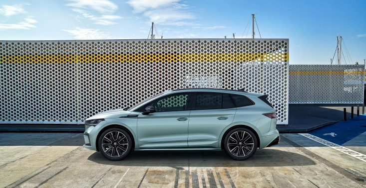 Ile będzie kosztował pierwszy elektryczny SUV Skody? Znamy polskie ceny<