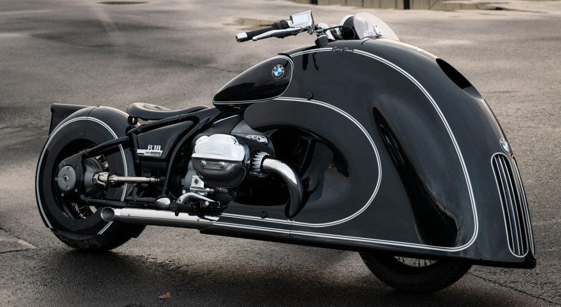 """BMW R 18 zyskało nowego ducha. Oto """"Spirit of Passion"""" od Kingston Custom"""