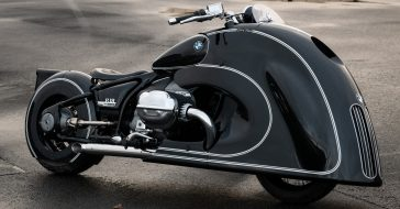 "BMW R 18 zyskało nowego ducha. Oto Spirit of Passion"" od Kingston Custom"