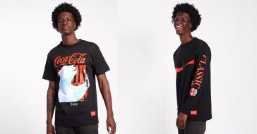 Marka LRG i Coca-Cola przedstawiają wspólną streetwearową kolekcję ubrań
