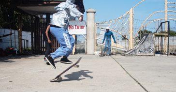 Off-White i Daily Paper otworzyli pierwszy skatepark w Ghanie