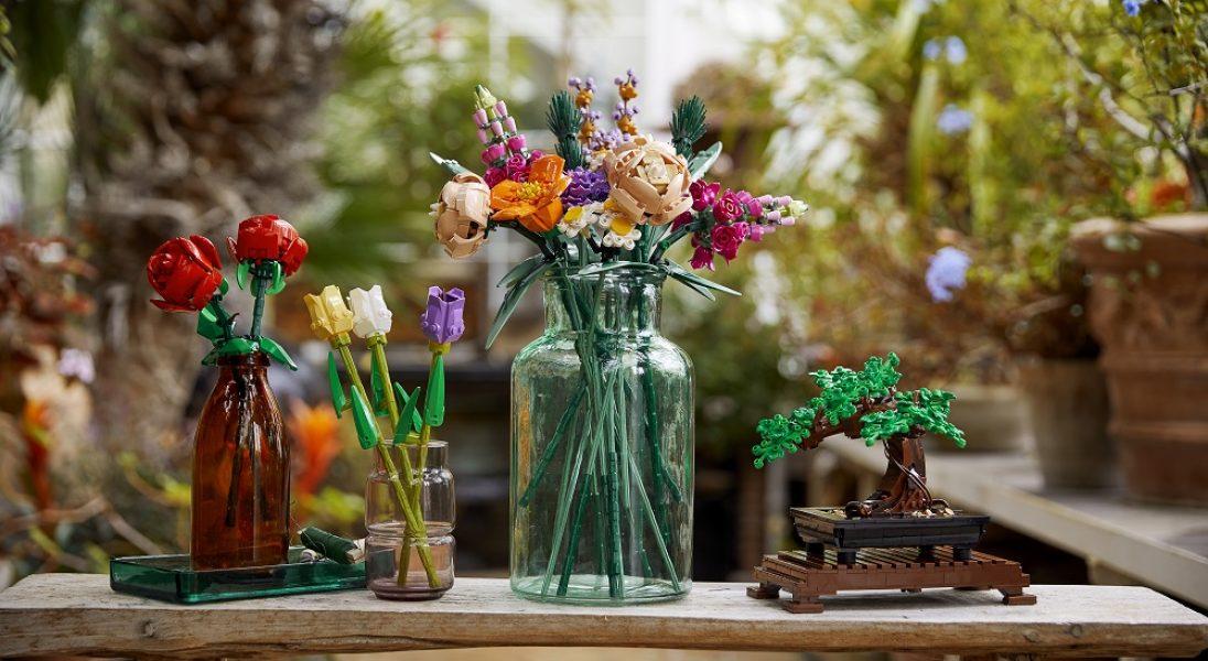 Lego Botanical, czyli ekologiczna kolekcja dla miłośników roślin