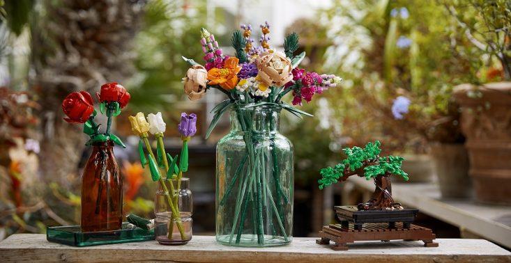 Lego Botanical, czyli ekologiczna kolekcja dla miłośników roślin<