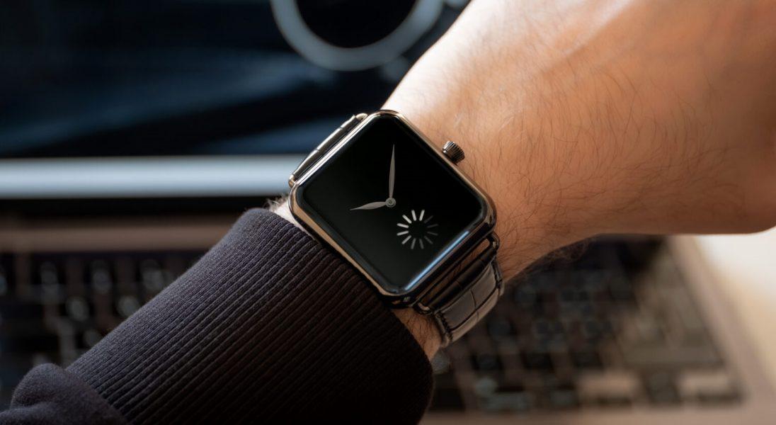 Swiss Alp Watch to mechaniczna wersja Apple Watch – kosztuje ponad 30 tys. dolarów