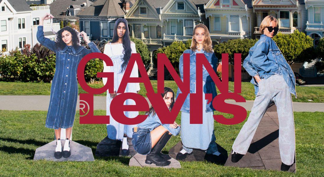 Levi's ponownie łączy siły z duńską marką uwielbianą przez influencerki