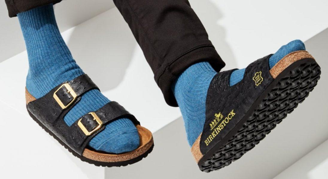 Birkinstocki, czyli najdroższe sandały na świecie – są zrobione z kultowych torebek Hermèsa