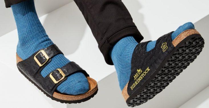 Birkinstocki, czyli najdroższe sandały na świecie – są zrobione z kultowych torebek Hermèsa<