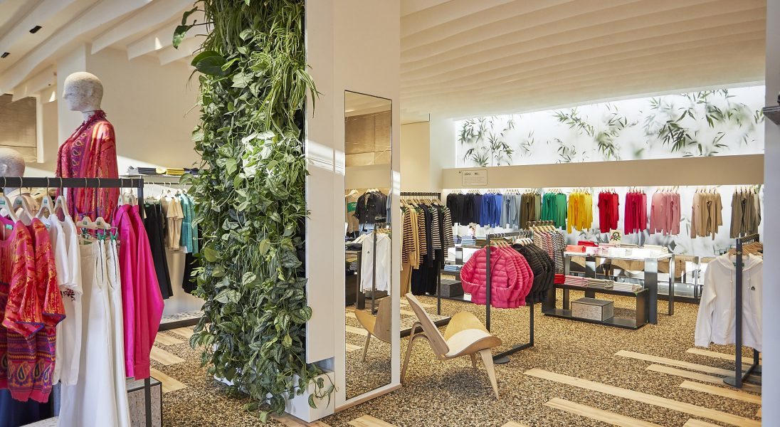 United Colors of Benetton otworzył ekologiczny sklep we Florencji