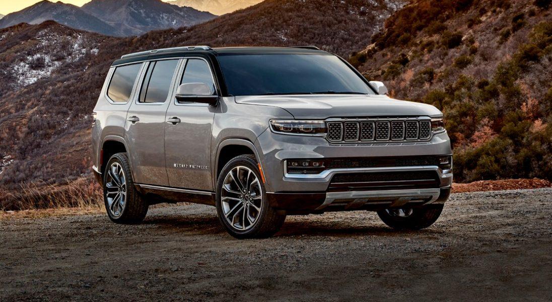 Jeep Wagoneer i Grand Wagoneer - luksus w największym wydaniu