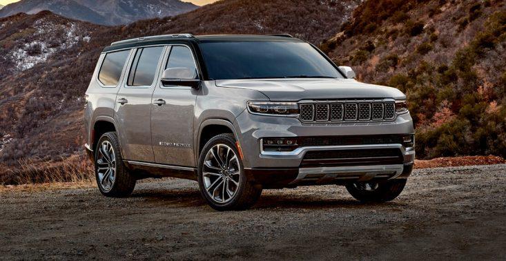 Jeep Wagoneer i Grand Wagoneer - luksus w największym wydaniu<
