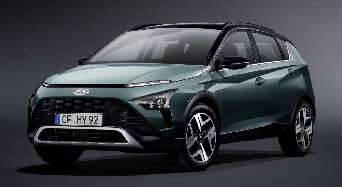 Zupełnie nowy Hyundai BAYON, czyli stylowy i elegancki SUV