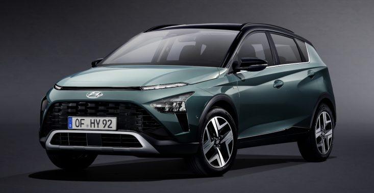 Zupełnie nowy Hyundai BAYON, czyli stylowy i elegancki SUV<