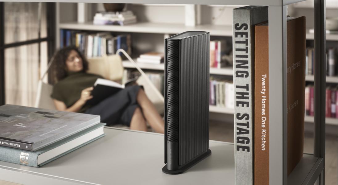 Beosound Emerge – nowe głośniki Bang & Olufsen, które wyglądają, jak… książka