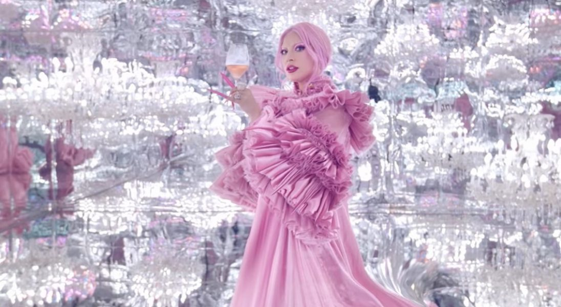 Lady Gaga została twarzą marki Dom Pérignon
