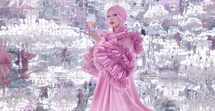 Lady Gaga została twarzą marki Dom Pérignon<