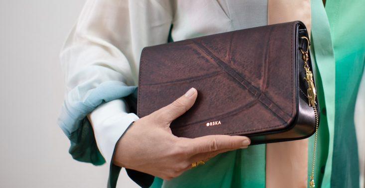 Kolekcja VIVO - ręcznie robione, wegańskie torebki marki Orska<