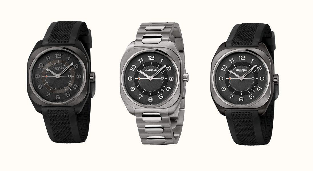 Hermès H08, czyli linia sportowo-casualowych zegarków