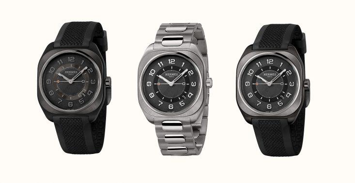 Hermès H08, czyli linia sportowo-casualowych zegarków<