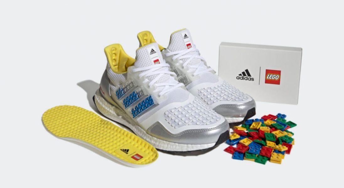 Marki LEGO i adidas połączyły siły i stworzyły limitowane sneakersy