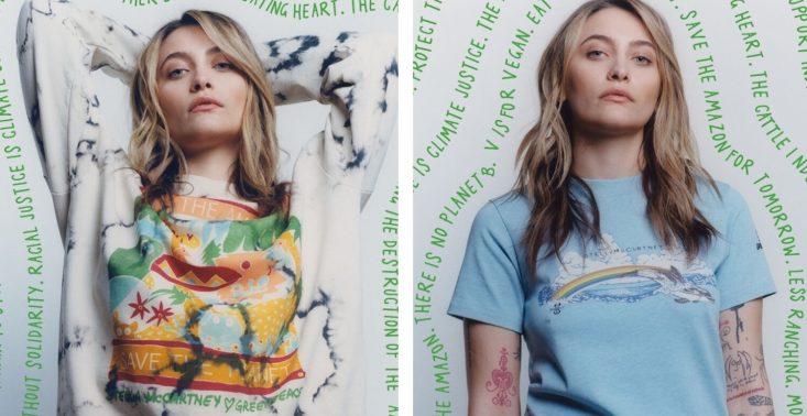 Stella McCartney łączy siły z Greenpeace, by zapobiec wycince lasów<