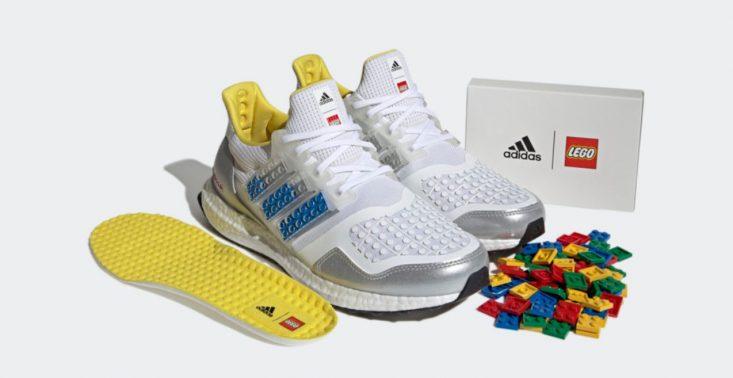 Marki LEGO i adidas połączyły siły i stworzyły limitowane sneakersy<