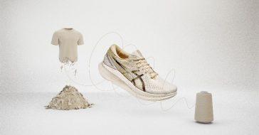 Marka ASICS zaprezentowała nową kolekcję butów z recyklingu