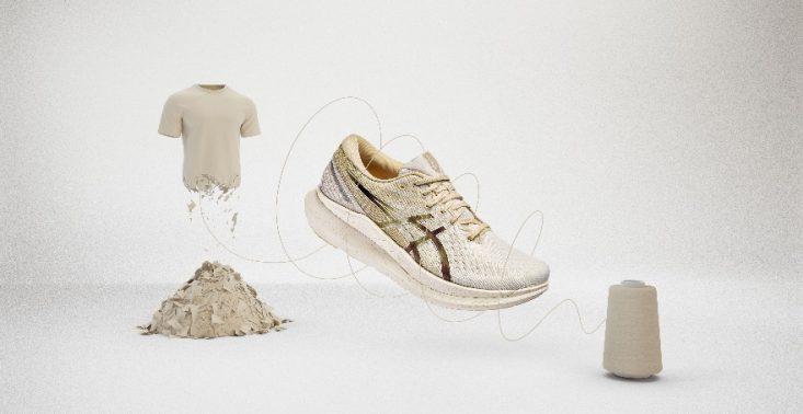 Marka ASICS zaprezentowała nową kolekcję butów z recyklingu<