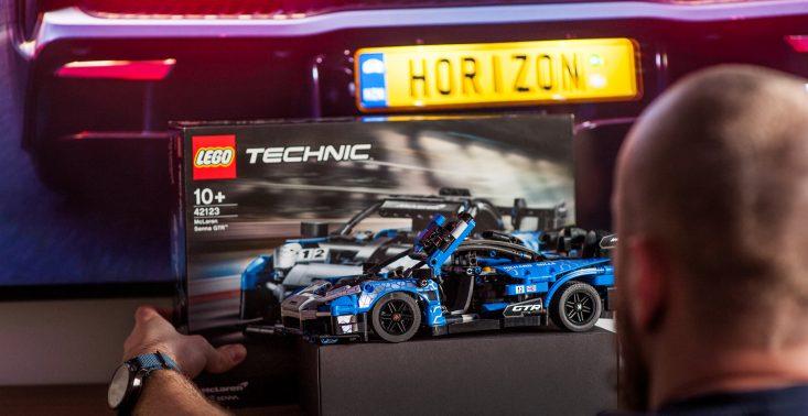 Spełniamy marzenie o własnym McLarenie. Testujemy nowy zestaw LEGO Technic<