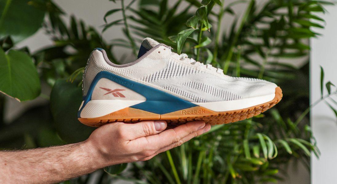 Poznajcie Reebok Vegan - buty treningowe wykonane z materiałów pochodzenia roślinnego