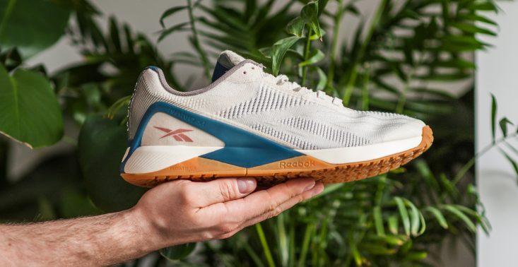 Poznajcie Reebok Vegan - buty treningowe wykonane z materiałów pochodzenia roślinnego<